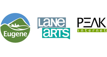 Lane Arts and Eugene and PEAK
